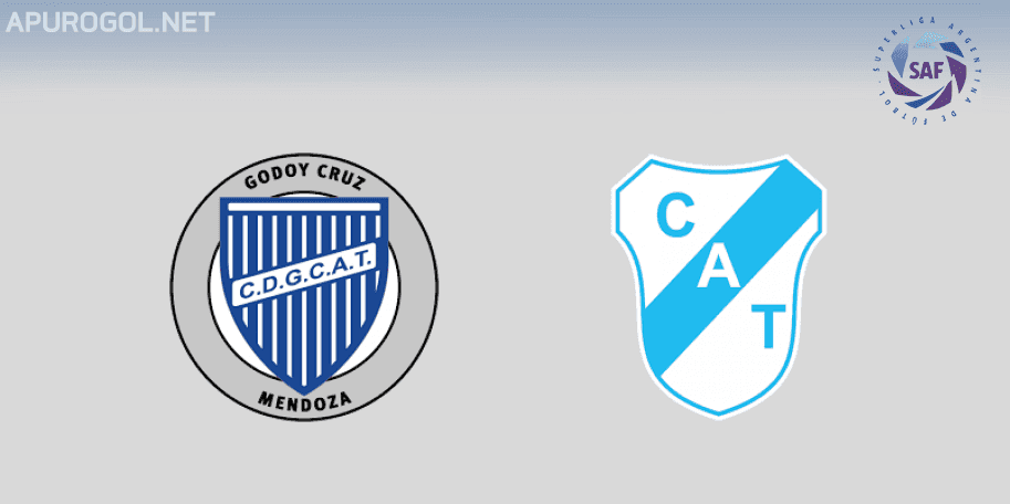 Godoy Cruz vs Temperley en VIVO ONLINE - Superliga 2017-2018 en DIRECTO Fecha 23