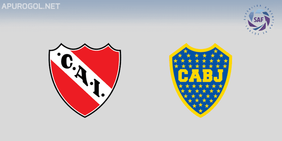 Independiente vs Boca en VIVO ONLINE - Superliga 2017-2018 en DIRECTO Fecha 23