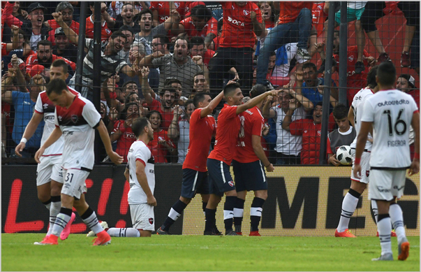 newells independiente 2018 superliga