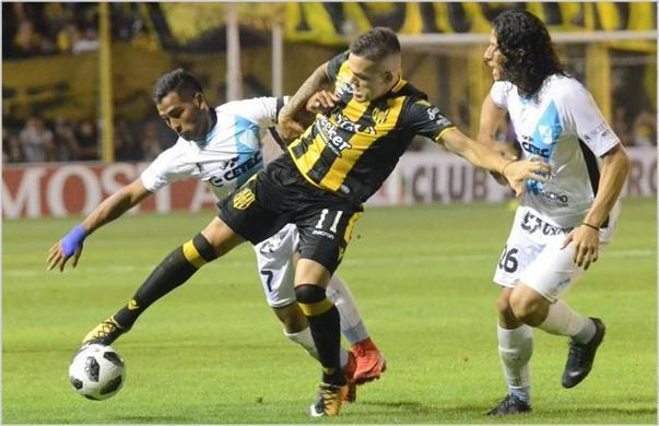 olimpo temperley 2018 superliga