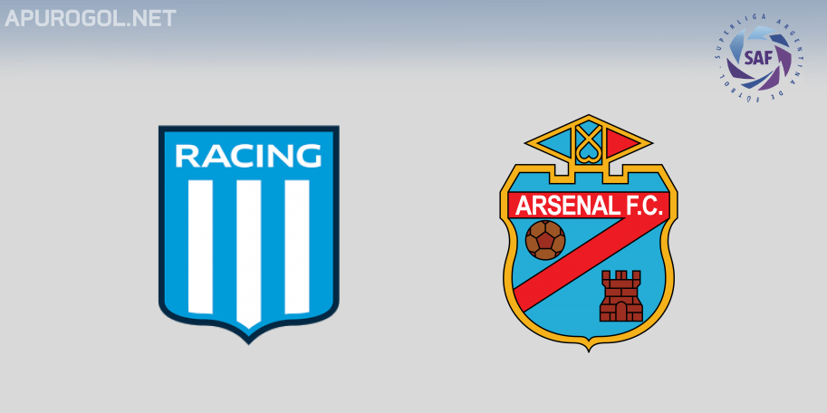 Racing vs Arsenal en VIVO ONLINE - Superliga 2017-2018 en DIRECTO Fecha 25