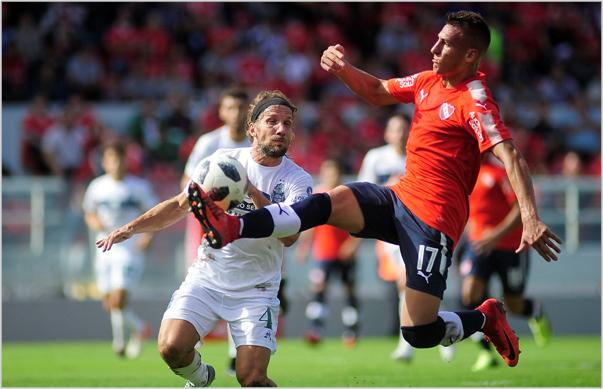 independiente gimnasia 2018 superliga