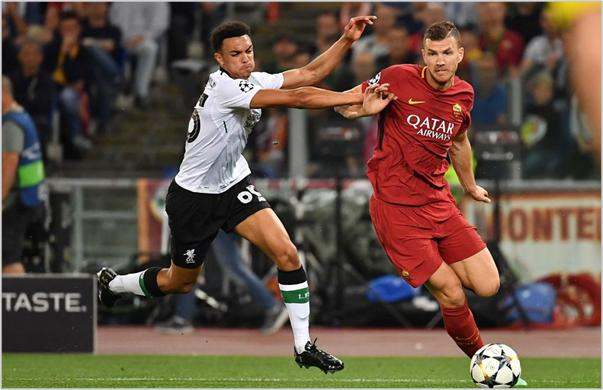 roma liverpool 2018 champions league