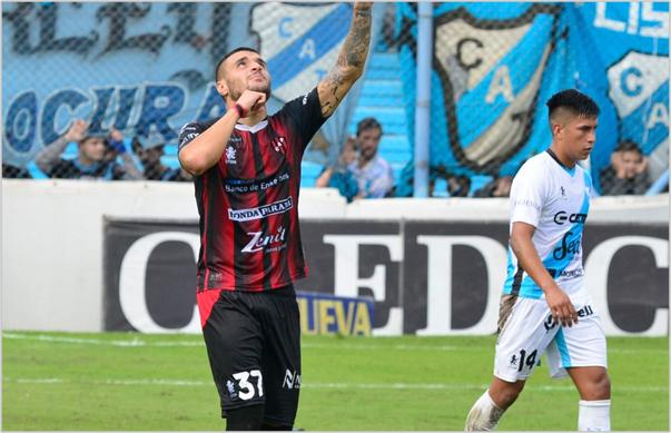 temperley patronato 2018 superliga