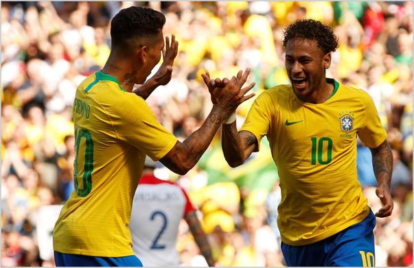 Image Result For Vivo Brasil Vs Senegal Amistoso En Vivo Directo Final