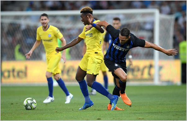 chelsea inter 2018 international champions cup