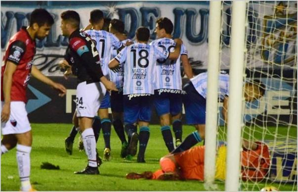 atletico tucuman colon 2018 superliga