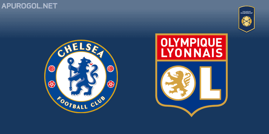 Chelsea vs Lyon en VIVO ONLINE - International Champions Cup 2018 en DIRECTO