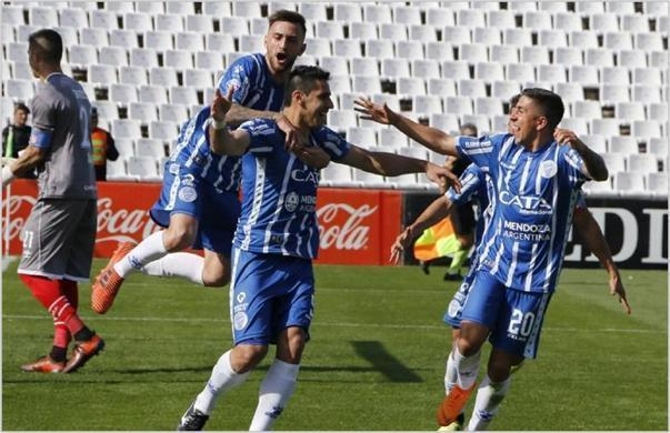 godoy cruz estudiantes 2018 superliga