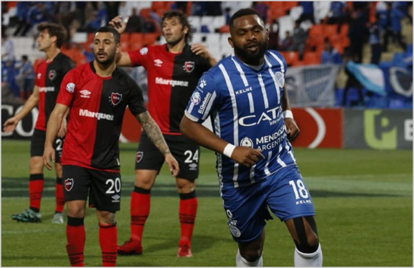 godoy cruz newells 2018 superliga