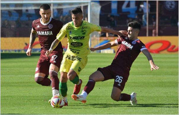 lanus defensa y justicia 2018 superliga