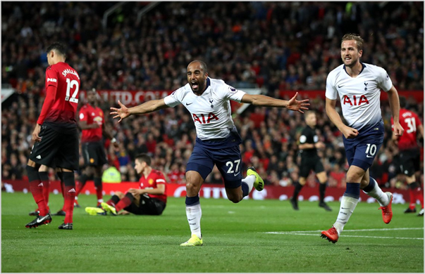 manchester united tottenham 2018 premier league