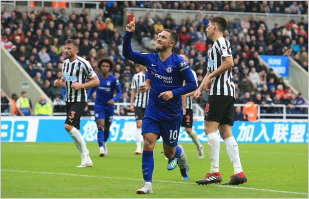 newcastle chelsea 2018 premier league