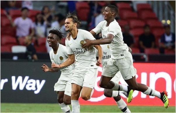 psg atletico de madrid 2018 international champions cup
