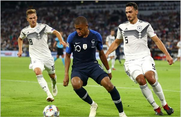 alemania francia 2018 nations league