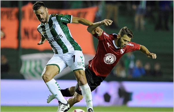 banfield independiente 2018 superliga