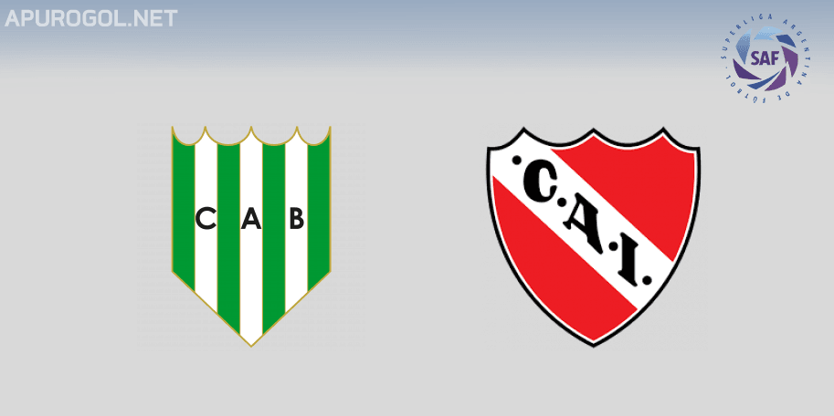 Banfield vs Independiente en VIVO ONLINE - Superliga 2018-2019 en DIRECTO Fecha 6