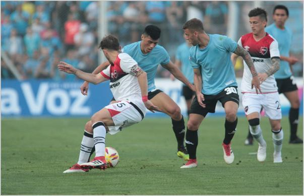 belgrano newells 2018 superliga