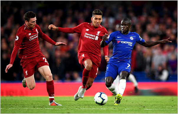 chelsea liverpool 2018 premier league