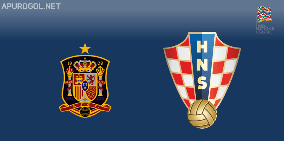 España vs Croacia en VIVO ONLINE - UEFA Nations League 2018-2019 en DIRECTO Grupo 4