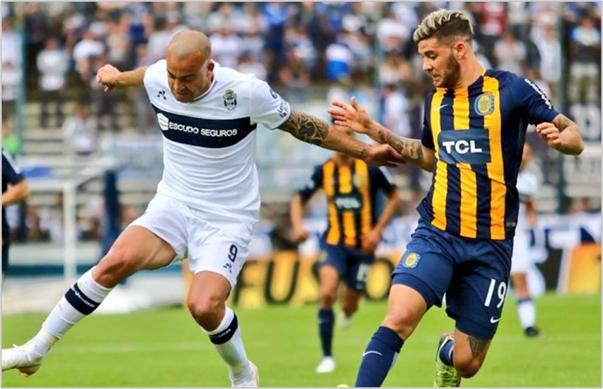 gimnasia rosario central 2018 superliga