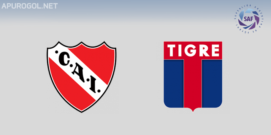Independiente vs Tigre en VIVO ONLINE - Superliga 2018-2019 en DIRECTO Fecha 7