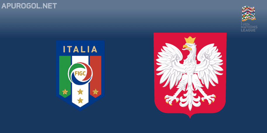 Italia vs Polonia en VIVO ONLINE - UEFA Nations League 2018-2019 en DIRECTO Grupo 3