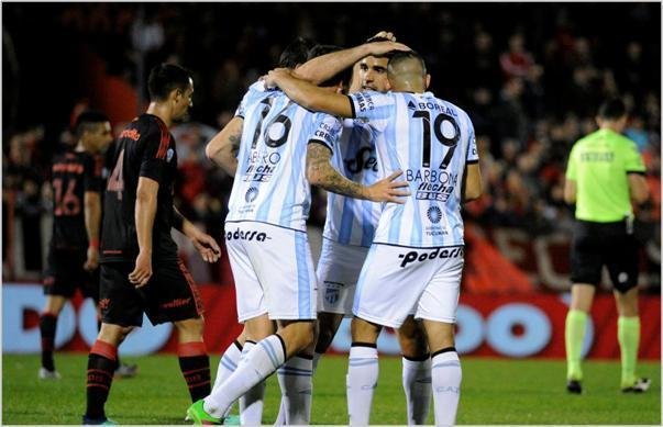 newells atetico tucuman 2018 superliga