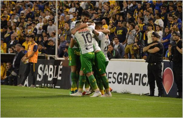 rosario central defensa y justicia 2018 superliga