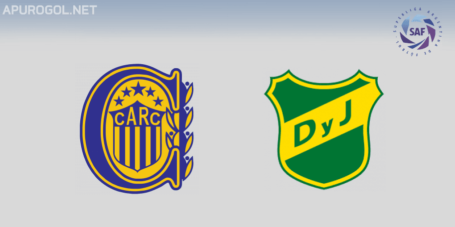 Rosario Central vs Defensa y Justicia en VIVO ONLINE - Superliga 2018-2019 en DIRECTO Fecha 5