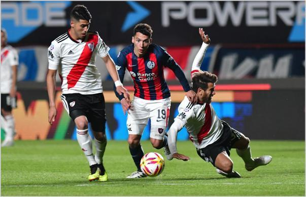 san lorenzo river 2018 superliga