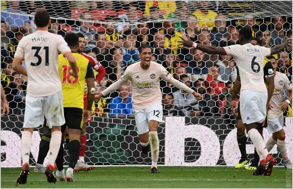 watford manchester united 2018 premier league
