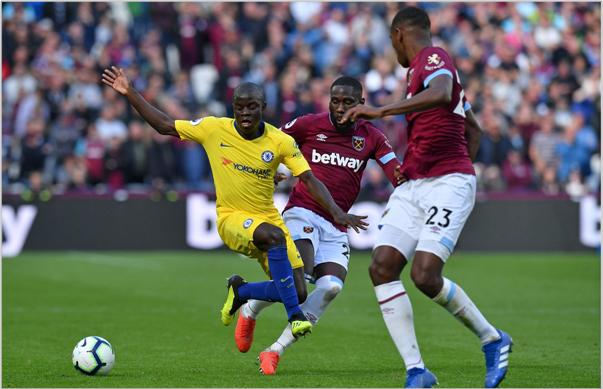 west ham chelsea 2018 premier league