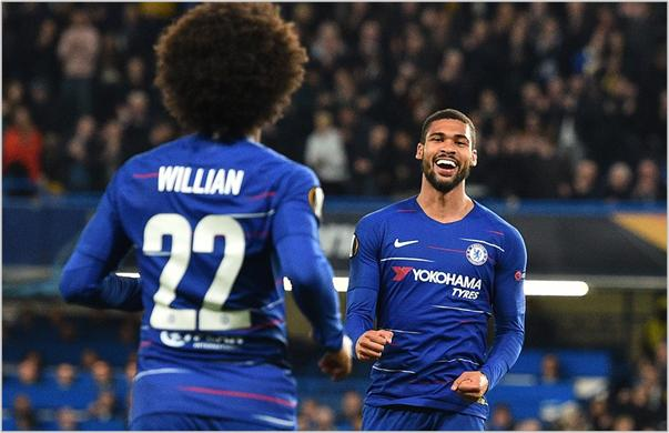 chelsea bate 2018 europa league