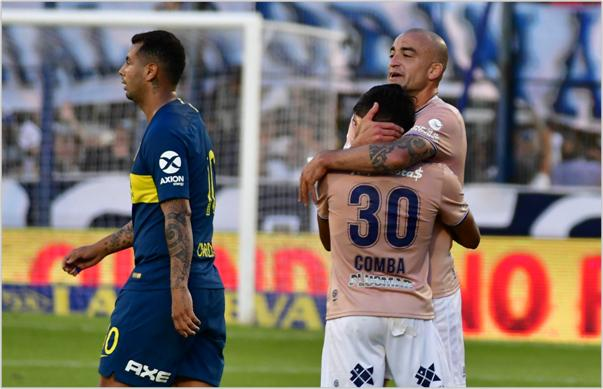 gimnasia boca 2018 superliga
