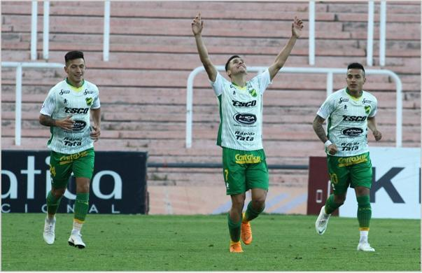godoy cruz defensa y justicia 2018 superliga