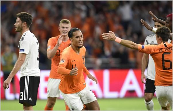 holanda alemania 2018 nations league