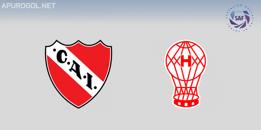 Independiente vs Huracán en VIVO ONLINE - Superliga 2018-2019 en DIRECTO Fecha 9