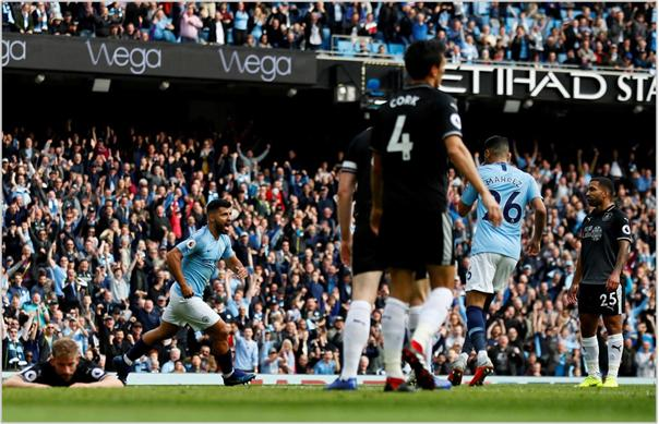 manchester city burnley 2018 premier league