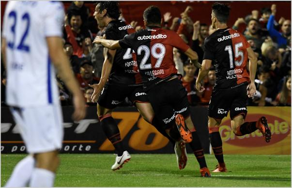 newells tigre 2018 superliga