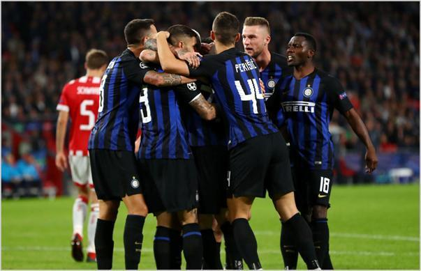 psv inter 2018 champions league