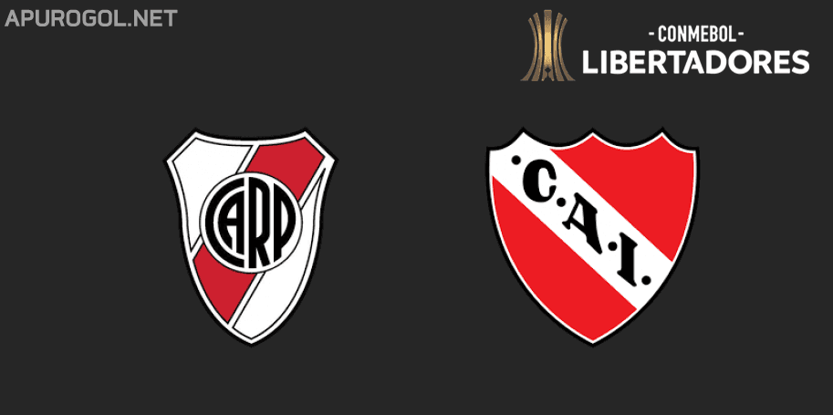 River vs Independiente en VIVO ONLINE - Copa Libertadores 2018 en DIRECTO Cuartos de Final