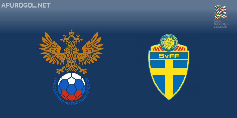 Rusia vs Suecia en VIVO ONLINE - UEFA Nations League 2018-2019 en DIRECTO Grupo 2