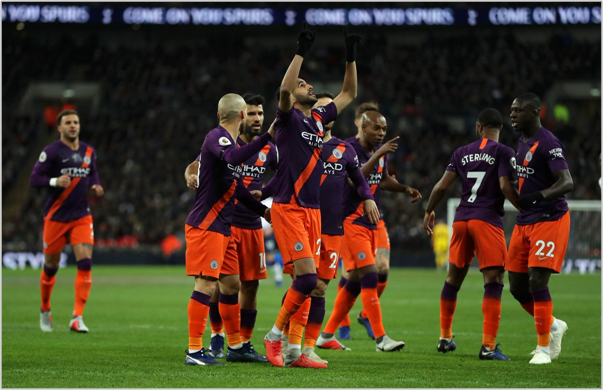 tottenham manchester city 2018 premier league