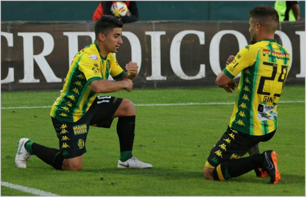 aldosivi newells 2018 superliga