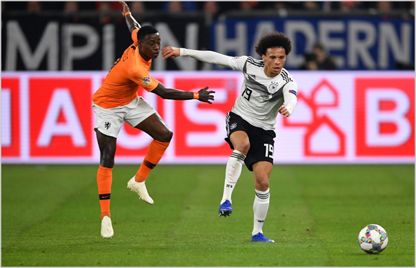 alemania holanda 2018 nations league