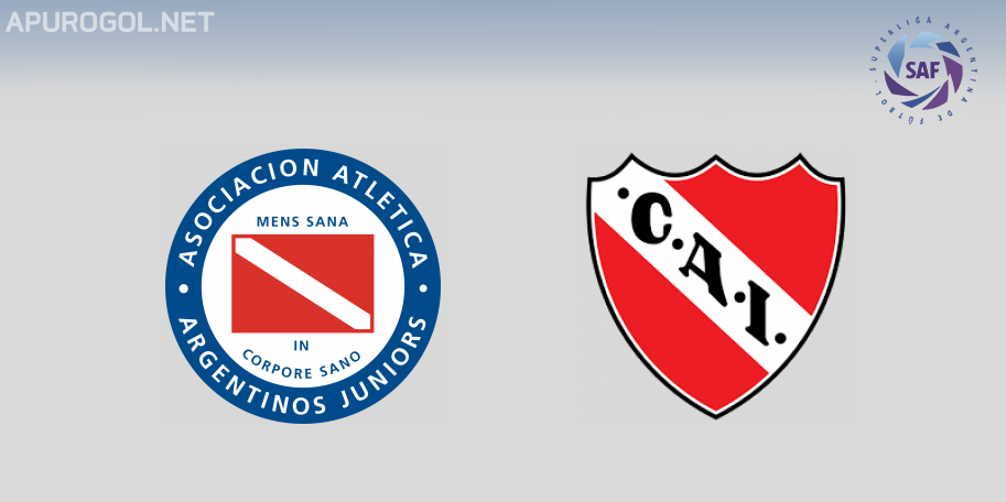 Argentinos vs Independiente en VIVO ONLINE - Superliga 2018-2019 en DIRECTO Fecha 11