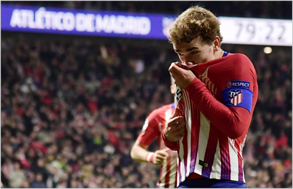 atletico de madrid borussia dortmund 2018 champions league