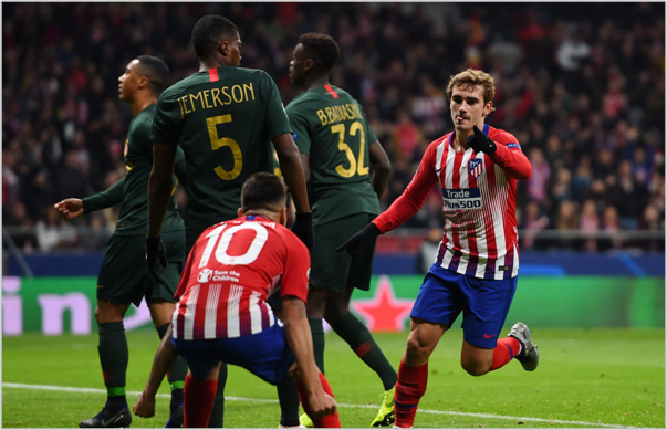 atletico de madrid monaco 2018 champions league