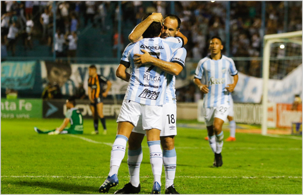 atletico tucuman rosario central 2018 superliga